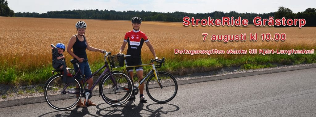 StrokeRide Grästorp 2016