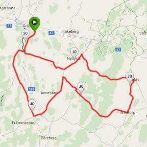 strokeride-grastorp-52km-bana