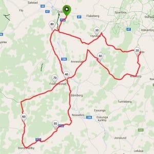 strokeride-grastorp-84km-bana